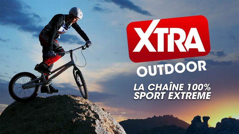TF1 lance OUTDOR, une chaîne délinéarisée dédiée aux sports extrêmes, disponible gratuitement sur Freebox via XTRA