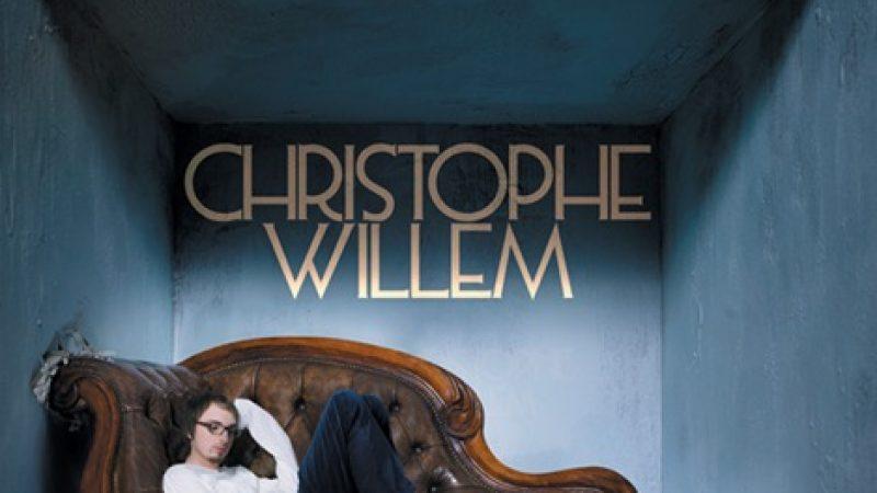 Christophe Willem en concert Privé sur W9