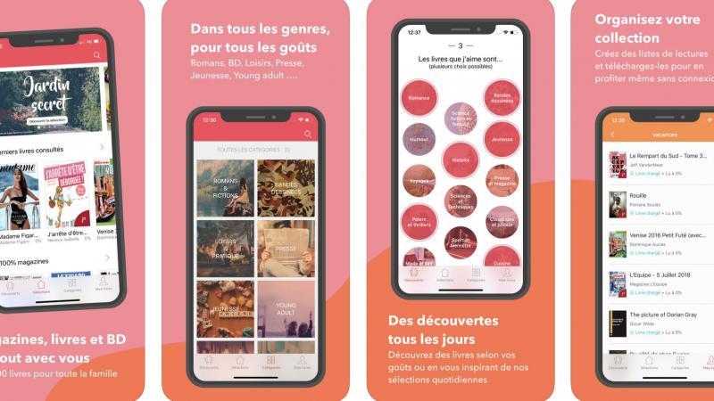 Youboox : le service offert aux abonnés Free se met à jour sur Android et iOS avec quelques améliorations