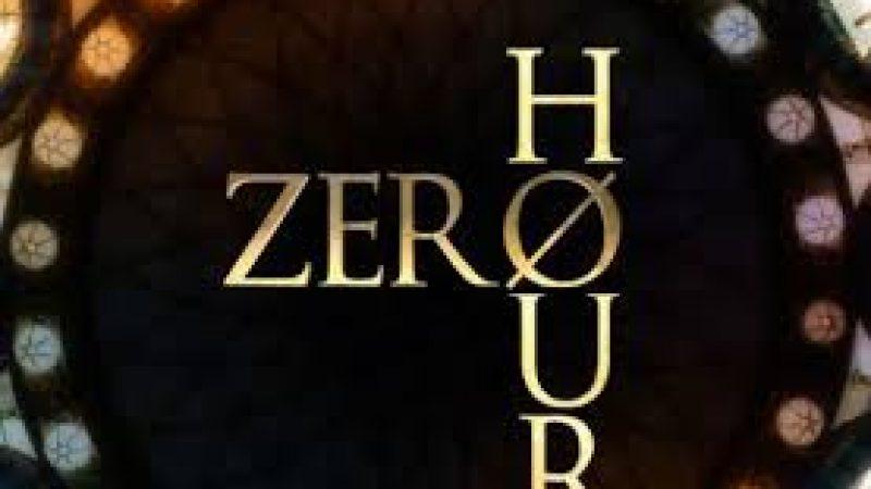 La série inédite Zero Hour débarque sur 6Ter
