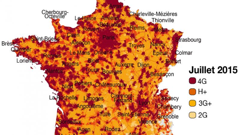 Orange annonce 76% de la population couverte en 4G