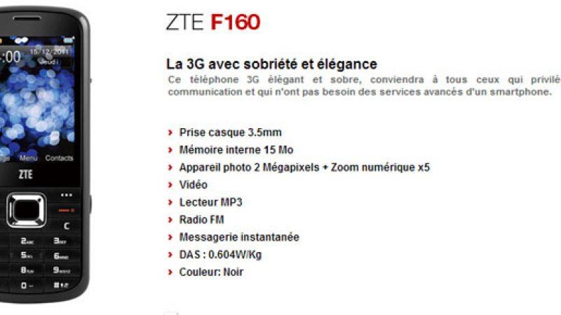 POUR F160 TELEPHONE JEUX TÉLÉCHARGER ZTE