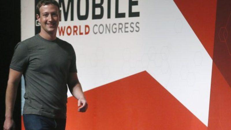 Mark Zuckerberg se fait mécène d'internet pour les pays émergents