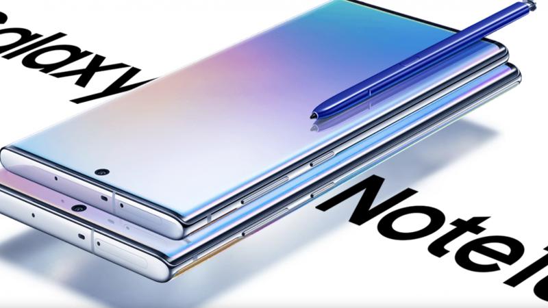 Free Mobile : les nouveaux Samsung Galaxy Note 10/Plus sont disponibles à l'achat et à la location