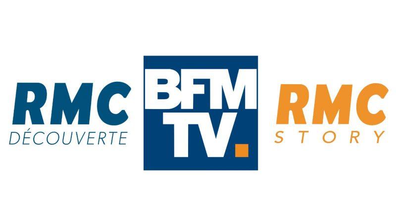 Arrêt de la diffusion de BFM TV, RMC Découverte et Story sur les Freebox : les audiences des chaînes d'Altice baissent brutalement