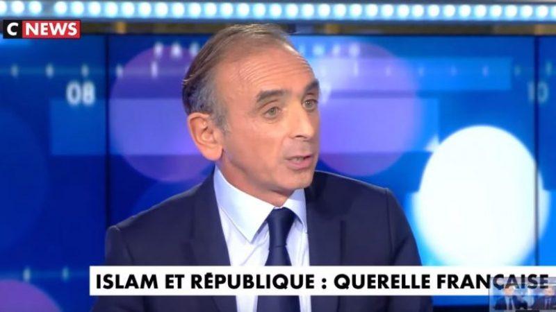 Pari réussi pour CNews, Éric Zemmour a fait s'envoler l'audience hier soir