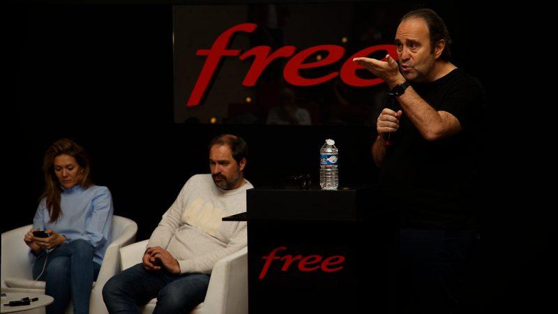 Free annonce le lancement imminent du multi TV sur la Freebox Delta
