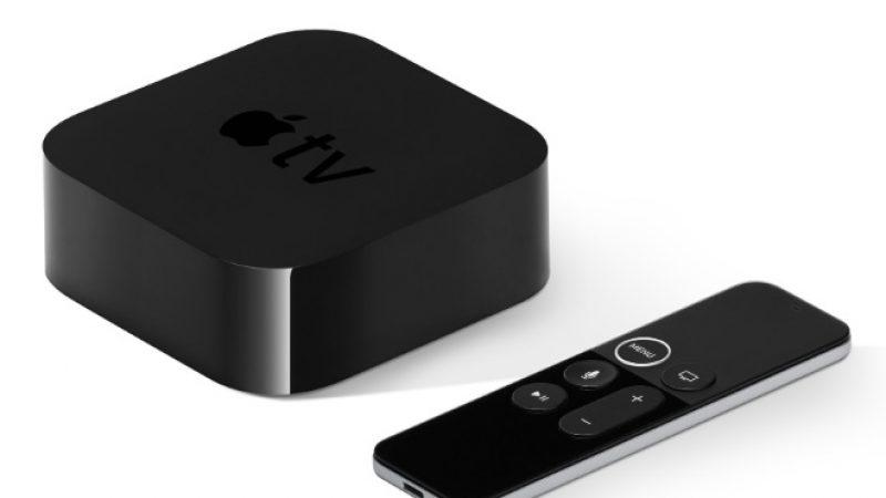 Apple pourrait présenter une nouvelle version de l'Apple TV lors de sa prochaine keynote