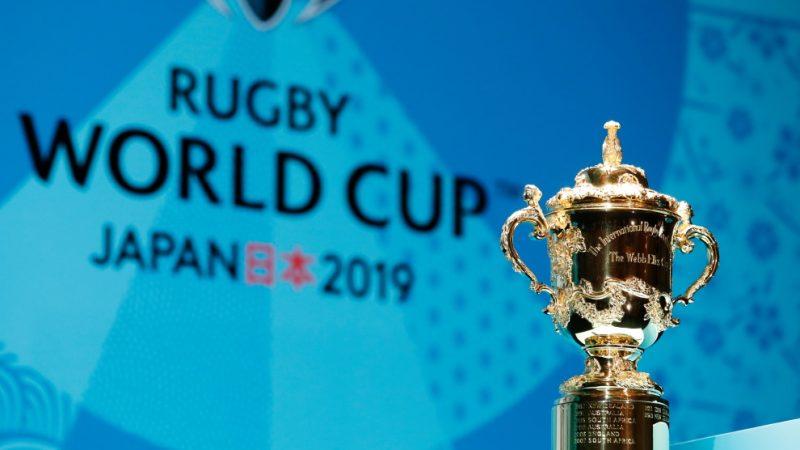 Coupe du monde de rugby : Un typhon va frapper le Japon, deux matchs annulés dont celui du XV de France