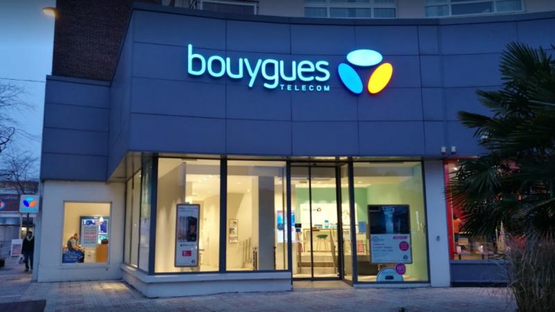 Attaque d'une boutique Bouygues Telecom à la voiture bélier, des smartphones dérobés