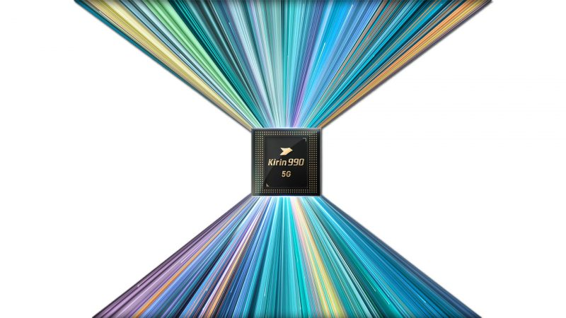 Kirin 990 5G : Huawei lève le voile sur son nouveau processeur maison