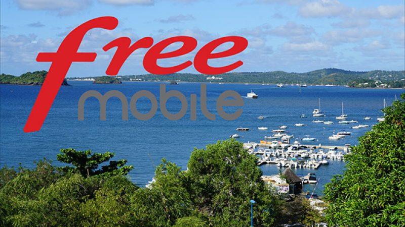 Découvrez la carte des antennes Free Mobile à Mayotte