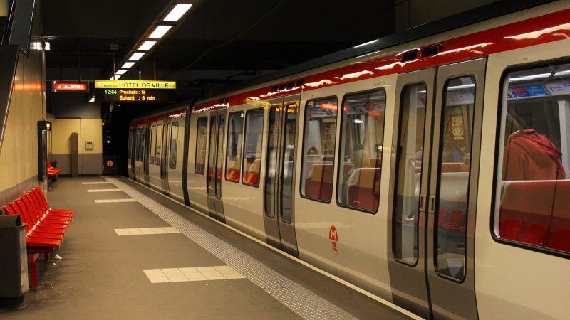Orange, Free, SFR et Bouygues : la 4G débarque officiellement dans les 44 stations du métro de Lyon, mais pas dans les tunnels