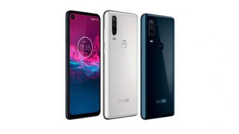 Motorola One Action : le smartphone se montre en amont de son annonce dans un visuel aux allures officielles