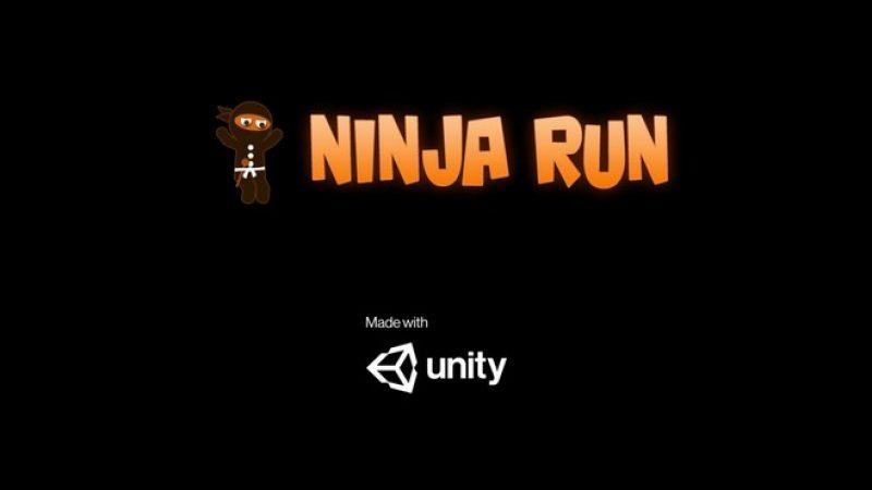 Test Ninja Run sur Freebox mini 4K : un jeu gratuit et coloré qui met vos réflexes à l'épreuve
