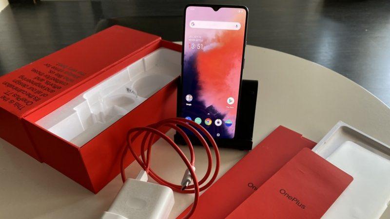 Univers Freebox a testé en avant-première le smartphone OnePlus 7T, l'un des nouveaux smartphones haut de gamme du constructeur