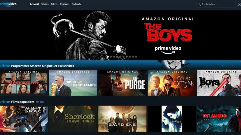 Abonnés Freebox Delta : voici les séries et films incontournables disponibles sur Prime Video d'Amazon