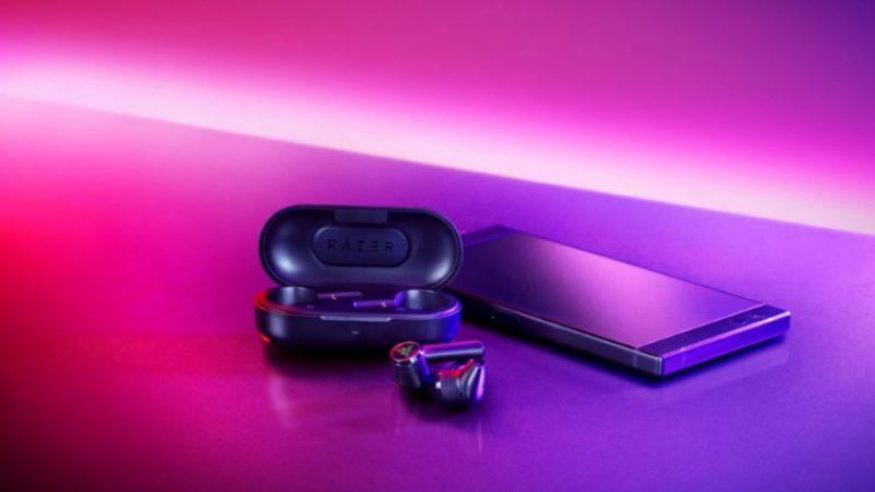 Razer Hammerhead : la marque présente ses écouteurs True Wireless anti-lag