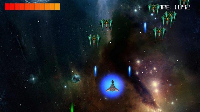 Test Space War sur Freebox mini 4K : un shooter gratuit et plutôt sympa