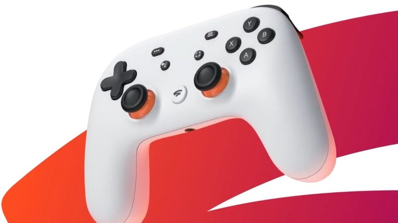 Stadia : le service de cloud gaming de Google sera lancé le 19 novembre