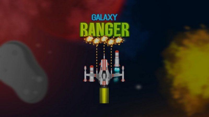 Galaxy Ranger : test du shooter à l'ancienne disponible sur Freebox mini 4K