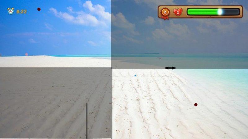 Test JezzBall sur Freebox mini 4K : un jeu simple, mais rapidement addictif et gratuit