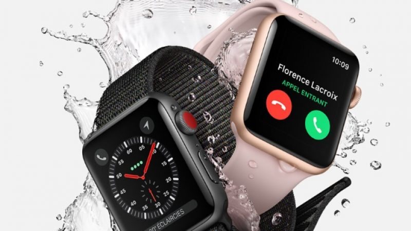Apple suspend la fonctionnalité Talkie-Walkie de ses Apple Watch en raison d'une faille