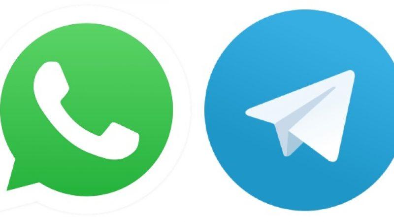 WhatsApp et Telegram victimes d'une faille de sécurité permettant d'accéder à vos fichiers sur Android