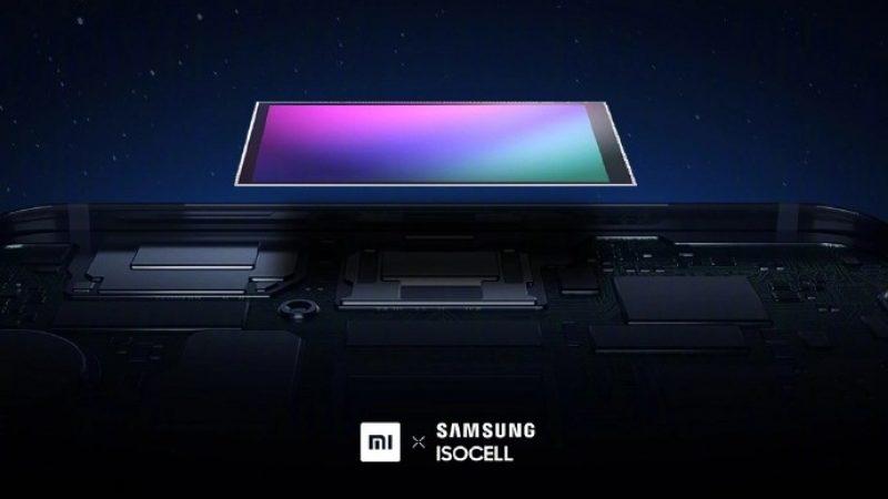 Xiaomi aurait dans ses cartons 4 smartphones dotés d'objectifs photo de 108 mégapixels