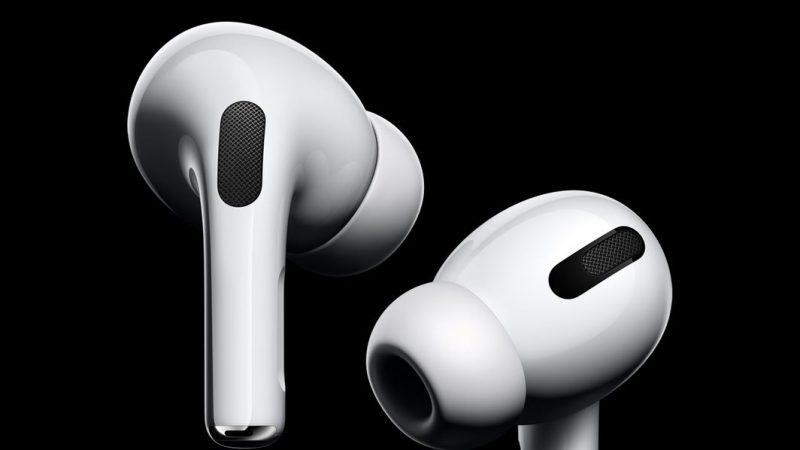 Apple officialise ses Airpods pro: voici la date de disponibilité et le prix