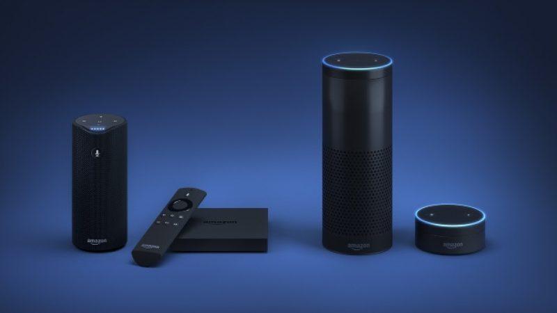 Amazon Alexa conserve vos conversations et les partage avec ses partenaires