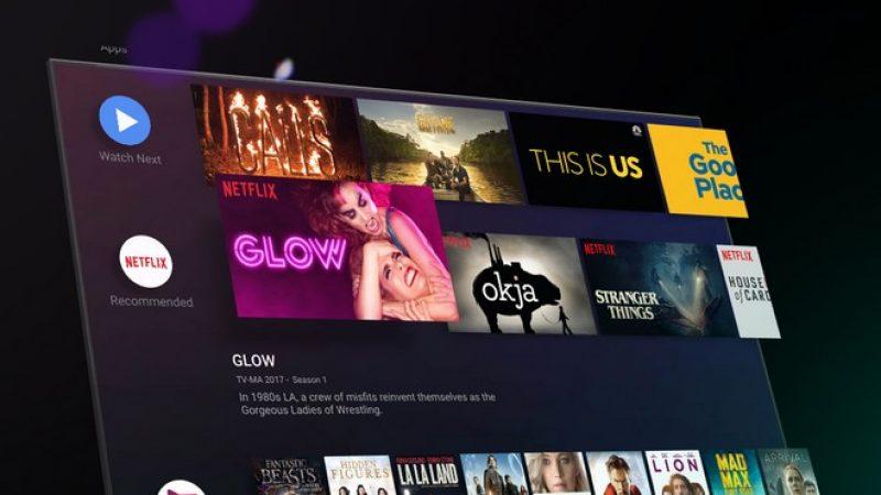 Android TV : Google donne quelques détails sur l'évolution de son OS pour les téléviseurs