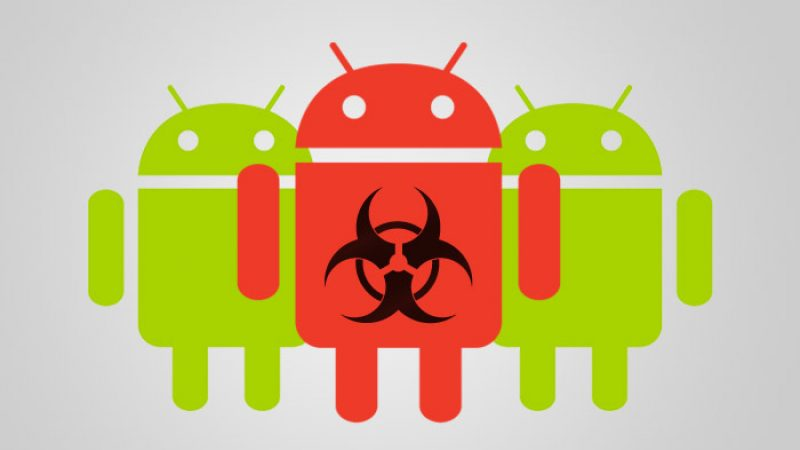 Android : Google retire sept applications espionnes de son Play Store