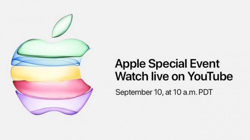 iPhone 11 : les configurations et leurs prix fuitent en amont de la keynote d'Apple