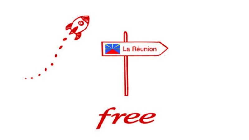 Free annonce son intention de lancer une offre quadruple play à la Réunion