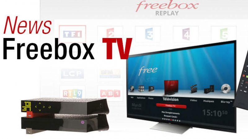 Lancement d'un nouveau site thématique sur l'actualité de l'offre TV de Free