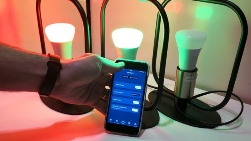 Tutoriel Freebox Delta : contrôlez les lumières de la maison à la voix grâce à Alexa et depuis l'application mobile Freebox