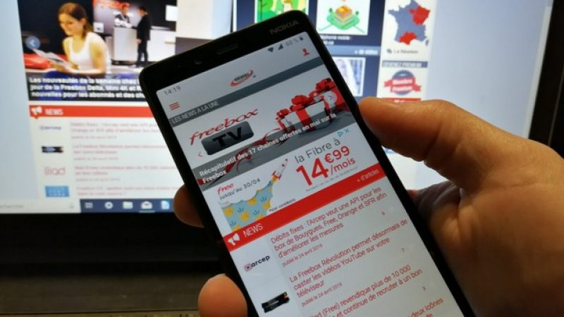 Smartphones chez Free Mobile : lequel choisir avec un budget maximum de 100 euros ?