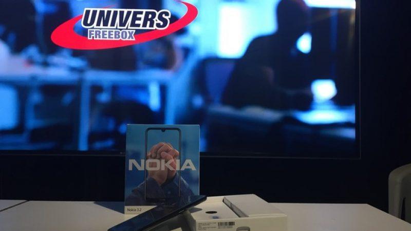 Nokia 3.2 : Univers Freebox a testé le smartphone 4G 700 MHz à petit prix disponible chez Free Mobile