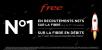 Free annonce être premier recruteur sur la fibre au second trimestre et détrône Orange