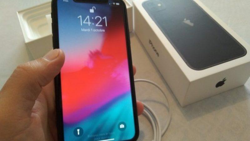 Univers Freebox a testé l'iPhone 11 disponible chez Free Mobile, le moins cher des nouveaux smartphones haut de gamme d'Apple
