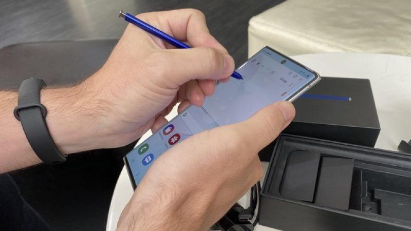 Univers Freebox a testé le smartphone Galaxy Note10+ disponible chez Free Mobile, une belle vitrine technologique
