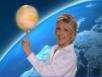 Evelyne Dhéliat nous dévoile ses talents en jonglage pour le mondial de foot féminin