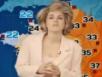 Cuisses qui collent, chaleur tropicale..Quotidien propose un bulletin météo avec des prévisions proche de la réalité