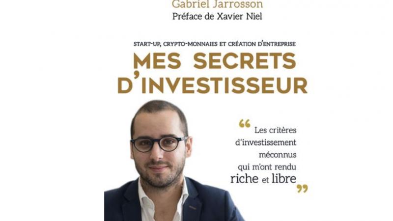 Xavier Niel signe la préface de « Mes secrets d'investisseur »