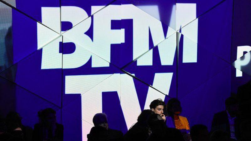 """Pour le président de BFMTV, la proposition de Xavier Niel de faire de la chaîne une option payante sur les Freebox est """"une provocation"""""""