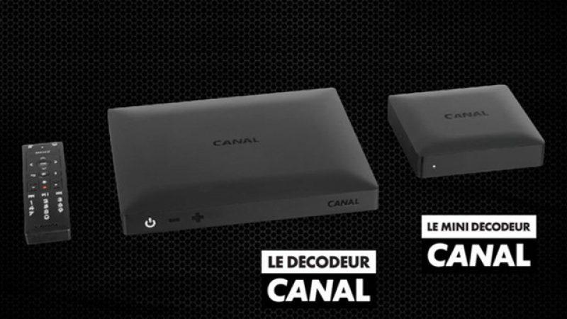 Le mini-décodeur multiroom débarque chez Canal+
