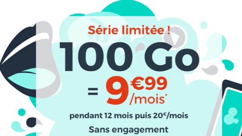 """Cdiscount Mobile canarde son forfait """"immanquable"""" à 100 Go pour 9,99 euros par mois"""