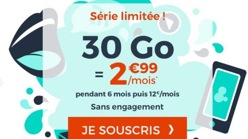"""Cdiscount Mobile revient avec sa promo """"immanquable"""" à 2.99€ par mois sans engagement"""