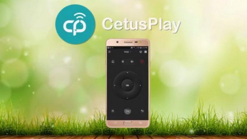 CetusPlay : test de l'application de télécommande Android TV très bien notée sur le Play Store, avec la Freebox mini 4K